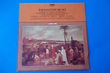 Paesaggi Musicali LP, Ketelbey: in un mercato persiano; Mendelson: le ibridi;