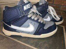 Nike SB Mogan Mid 2 Jr B 645025-003 Skate Shoe Cool Youth Size 11
