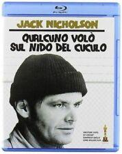Blu Ray • Qualcuno Volò sul Nido del Cuculo JACK NICHOLSON 5 OSCAR  ITALIANO