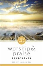 NIV, Once-A-Day Worship and Praise Devotional, Paperback: 365 Days to Adore God,