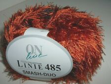 On Line - Smash-Duo  Black & Rust #11  Thick Eyelash