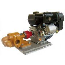 Gas Powered WVO Biodiesel Pump for lube oil Waste Oil Motor Oil Black Diesel