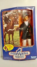 "Kenner 11.5"" INTERNATIONAL VELVET, Tatum O'Neill Doll MIB 1978 Horse Rider"