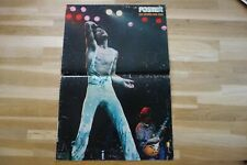 ROLLING STONES - MICK JAGGER - Poster 4 !!!! 2P !!!