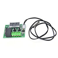 DC 12V Digital LED Thermostat Temperature Control^Switch Module XH-W1209CCO FJ