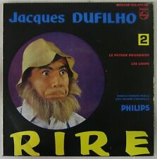 Jacques Dufilho 45 Tours Vol 2