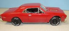 1/18 custom made 1967 Chevelle race car , barn find ,