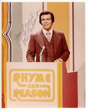 BOB EUBANKS signed autographed RHYME AND REASON photo