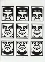 Stickers Obey Shepard Fairey - Andre Giant