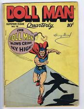 Doll Man #13 Quality Pub 1947