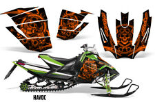 Arctic Cat Sno Pro Race Sled Wrap Snowmobile Decal Graphic Kit 2008-2011 HAVOC O