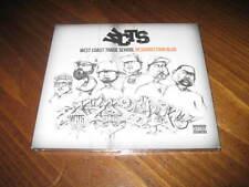 West Coast Trade School - Resurrection Blvd Rap CD - Beat Head Jaysun Danja Ess
