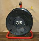 Gebrauchte Kabeltrommel (leer) mit Neutrik XLR Female Stereo Buchsen 2CH
