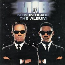 MEN IN BLACK - THE ALBUM / ORIGINAL SOUNDTRACK / CD - TOP-ZUSTAND