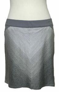 ADIDAS Golf/Tennis Rangewear Pull-On Jersey Stretch Skort A - Grey - RRP £59.99