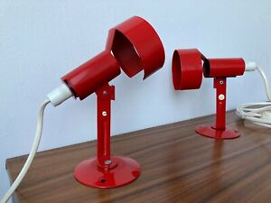 IKEA vintage 1980's bed side WALL LAMPS