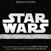 John Williams - Star Wars: The Phantom Menace (Original Soundtrack) [New CD]