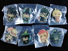 Blue Exorcist Ao no Exorcist Pins Complete set of 8 official Bandai New