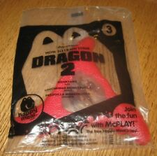 2014 How to Train Your Dragon 2 McDonalds Happy Meal Toy - Hookfang Disc #3