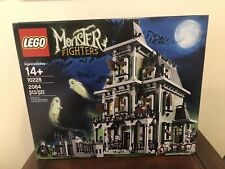 LEGO 10228 MONSTER FIGHTERS HAUNTED HOUSE New & Sealed