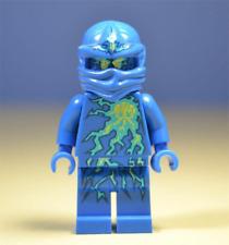 LEGO LOT OF 20 NEW BLUE NINJAGO NRG JAY MINIFIGURE HEADS PIECES