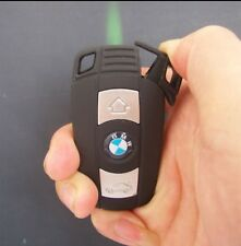 1x BMW Car Key Cigarette Lighter Refillable Jet Flame