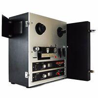 Rheem Roberts Lear Jet 1725-8L (1725-8L3) Reel-to-Reel Tape 8-Track Recorder