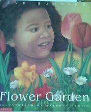 Teacher Big Book FLOWER GARDEN Shared Reading SCHOLASTIC Kindergarten 1st