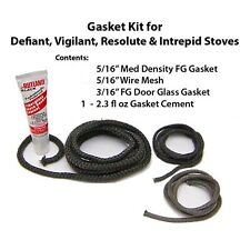 Vermont Castings Gasket Kit  Defiant, Vigilant, Resolute, Intrepid Stove 3440.