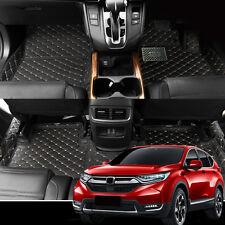 For Honda CR-V CRV 2017-2020 Car Floor Mat  Auto Accessory Foot Mat Pad RHD
