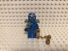 Lego Ninjago Jay Zx With Armour And Golden Weapon