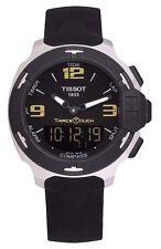 Tissot Men's T-Race Touch Black Digital Sport Swiss Quartz Watch T0814201705700