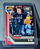 Tre Jones 2020-21 Panini NBA Draft Night #30 Basketball Rookie Card 1 of 287