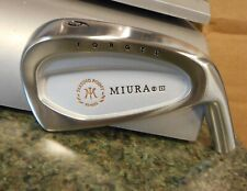 Miura Golf PP-9003 Straight neck Iron heads 6-PW 6-GW 5-PW or 5-GW Cavity back