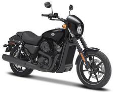 Harley-Davidson 2015 STREET 750 Nero Scala 1:18 von Maisto