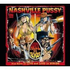 "NASHVILLE PUSSY ""FROM HELL TO TEXAS(TOUR EDT.)""2 CD NEU"