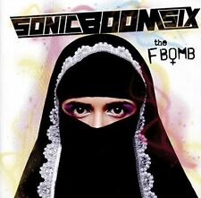 The  F-Bomb by Sonic Boom Six (CD, May-2016, 2 Discs, Cherry Red)
