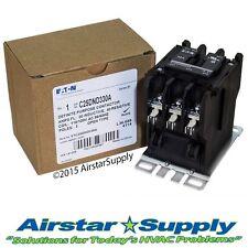 C25DND330A Eaton / Cutler Hammer Contactor - 30 Amp • 3 Pole • 110/120V Coil