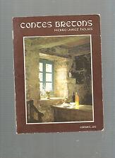 Cuentos bretones Pierre-Jakez helias REF E16