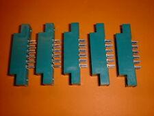 5x Platinenstecker 12-pol (2x6) RM 3,96mm PCB Socket
