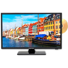 "Sceptre E195BD-SR 19"" Class HD, LED TV- Built-in DVD Player - 720p, 60Hz"