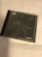 BOSE Special Edition Lifestyle Music System CD TELARC Classical Music Demo TEST