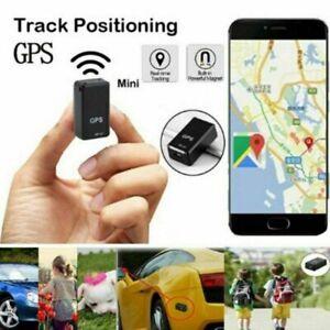 MINI GPS TRACKER LOCALIZZATORE SATELLITARE SPIA ANTIFURTO MAGNETE DA AUTO MOTO