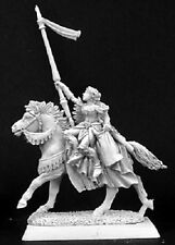 Lady Devona Crusaders Mage Reaper Miniatures Warlord RPG Paladin Wizard Mounted