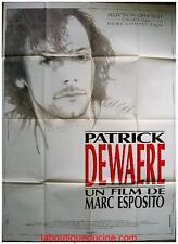 PATRICK DEWAERE Affiche Cinéma / Movie Poster PORTRAIT MARC ESPOSITO