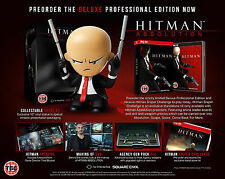 Hitman Absolution - Deluxe Professional Edition (PC, 2012) - European Version