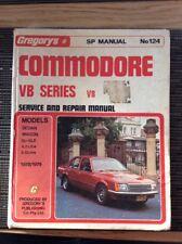 Holden Commodore Vb V8 (1978-80): Vb Series Gregorys 124