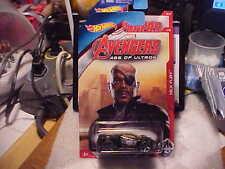 Hot Wheels Avengers Nick Fury Ultra Rage