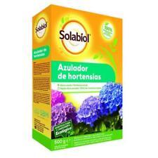 Abono soluble con azulador para hortensias SOLABIOL 500g (Jardinería ecológica)