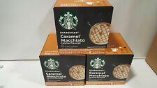 18 Count Nescafe Dolce Gusto Servings, Starbucks Caramel Macchiato